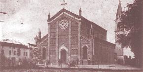 l'antica facciata