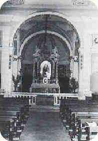 la navata di Tessara