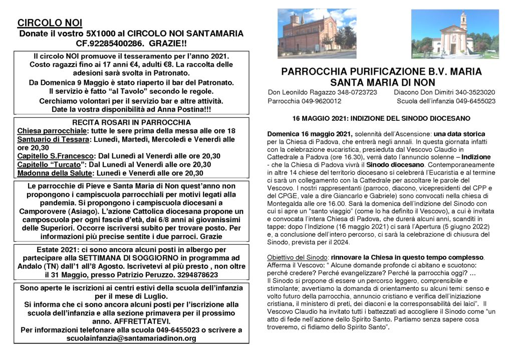 thumbnail of frontespizio 16-05 31-05